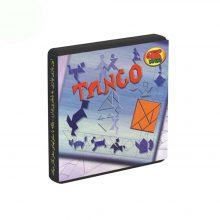 بازی تانگو شامل ۳۴۳ طرح