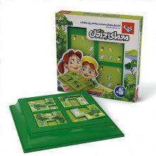 بازی معمای جنگل