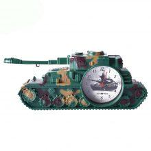 ساعت رومیزی بچگانه مدل تانک