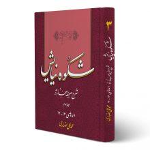 کتاب شکوه نیایش اثر محمد علی انصاری جلد سوم
