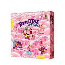 بازی فکری رامودیس هوپا مناسب کودکان ۵ سال به بالا